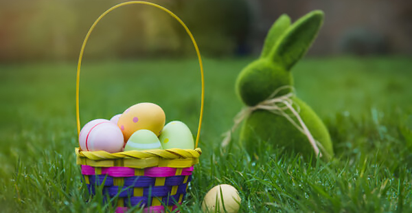 Easter Eggs Hunt - Do you know where it comes from?