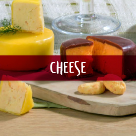Browse our great range of cheese hampers