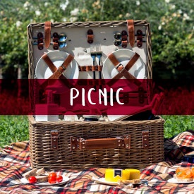 Celebrate easing of restrictions with a picnic hamper for all the family