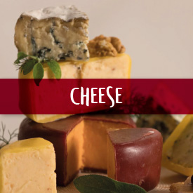 Christmas Cheese hamper gifts