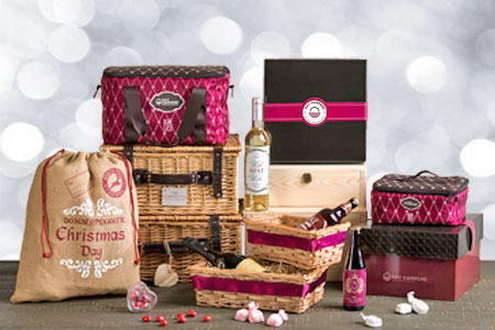 Hay Hampers packaging