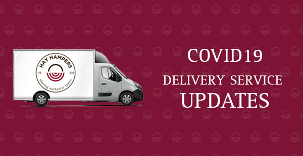 Covid 19 Hampers delivery updates