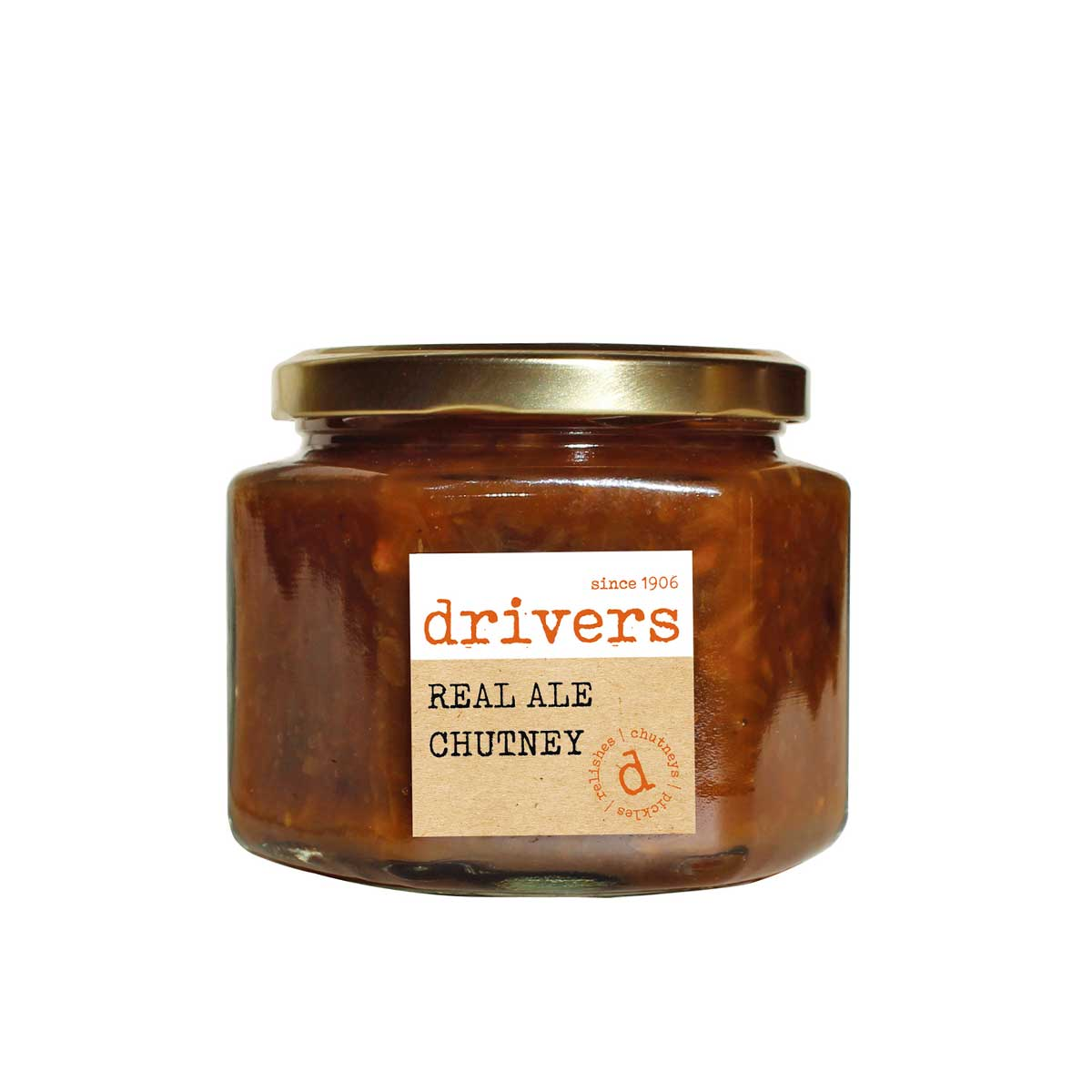Real Ale Chutney, Drivers 350g