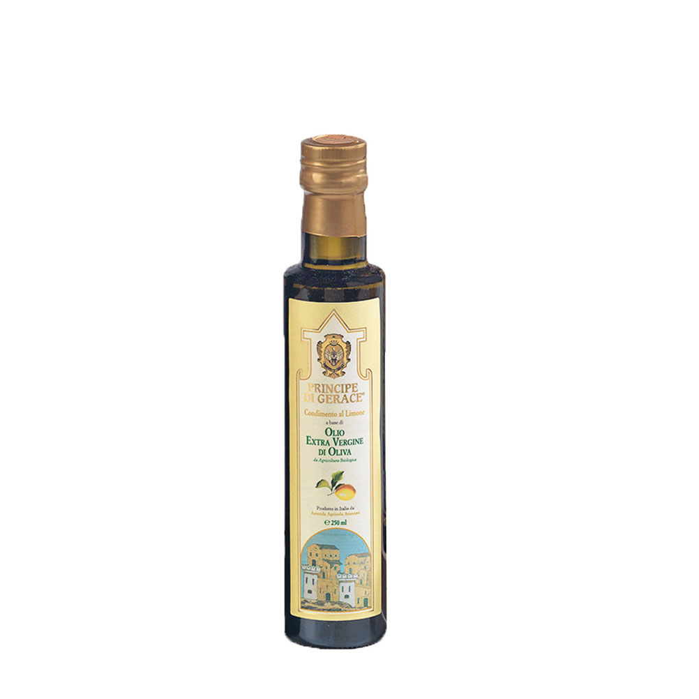 EV Olive Oil &Lemon Organic, Principe Gerace 250ml