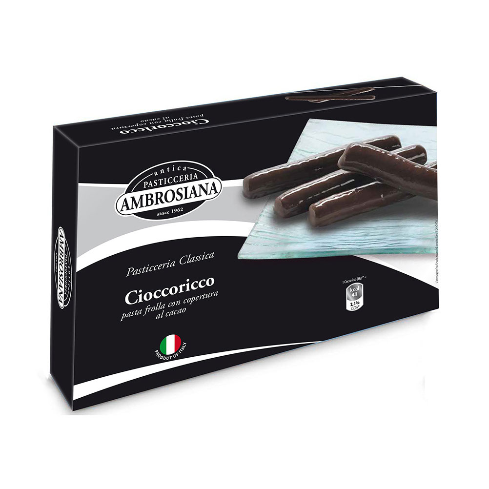 Chocolate Finger Biscuits, Ambrosiana 150g