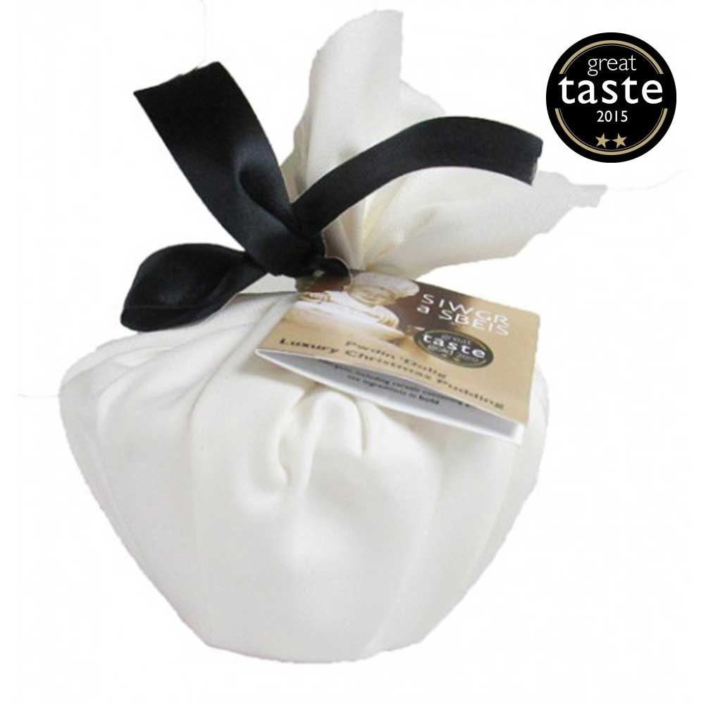 Brandy Christmas Pudding, Siwgr A Sbeis 454g