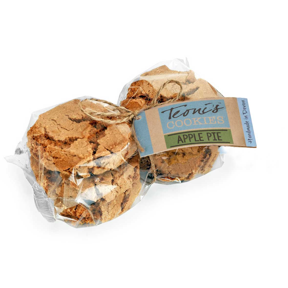 Apple Pie Cookies Handmade, Teoni 300g