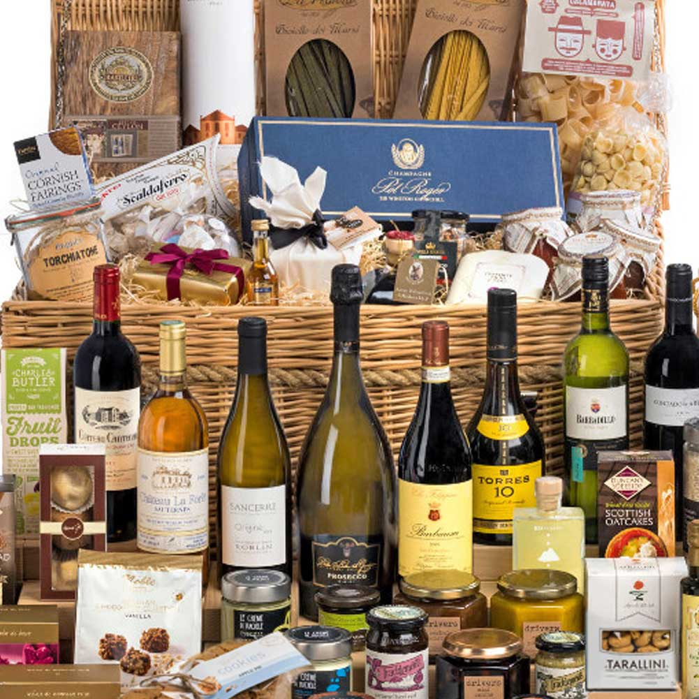 Our Grandest hamper zoomed