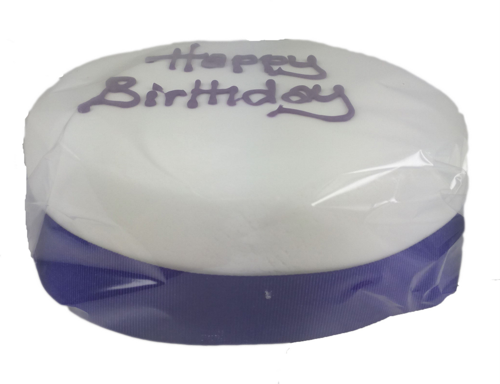 Birthday Iced Fruit Cake, The Original Cake 750g