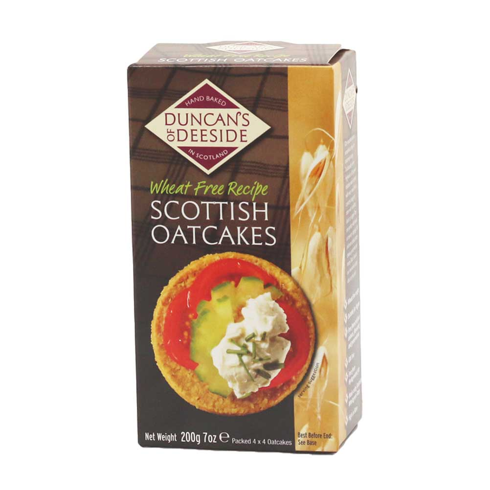 Oatcakes, Duncans of Deeside 200g