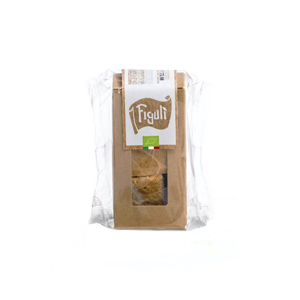 Sourdough Crackers 'Minitele', Figulì 50g