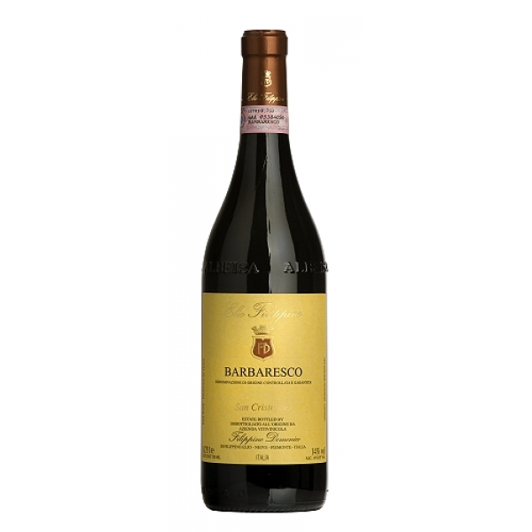 Barbaresco DOCG San Cristoforo, E. Filippino 2012